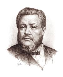 Charles H. Spurgeon by Ron Adair